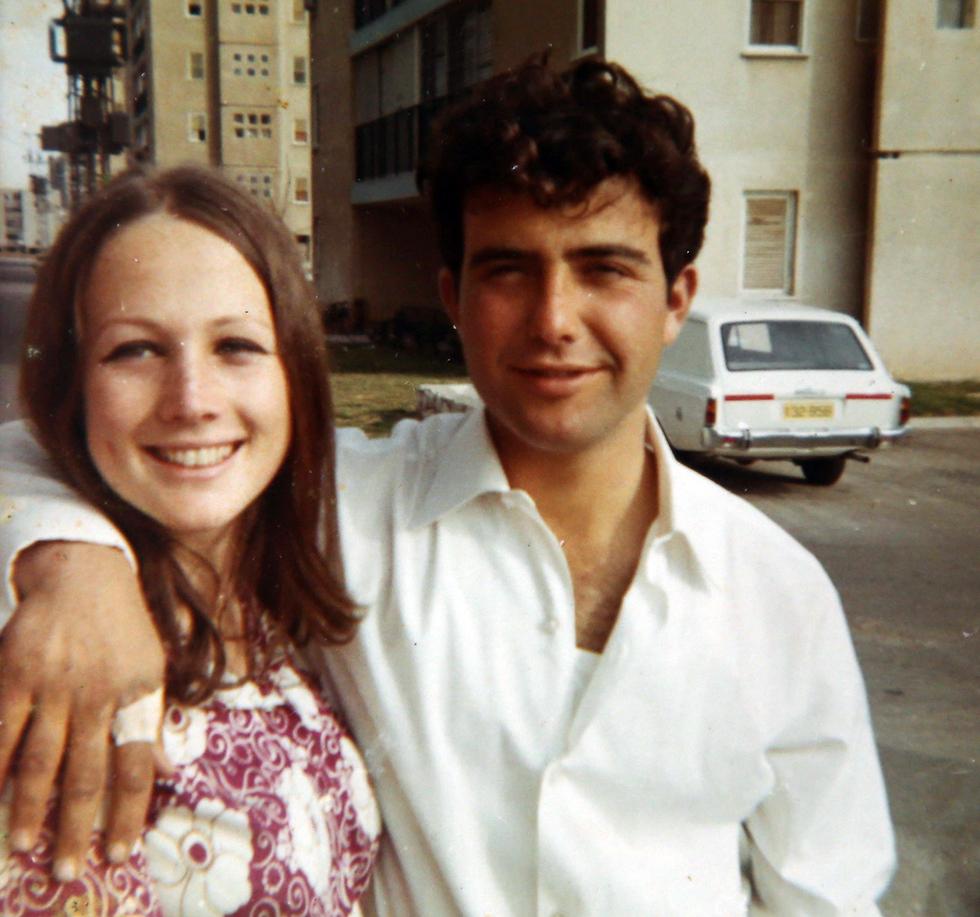 צבי (ציקי) ברוידא ורינה כהן