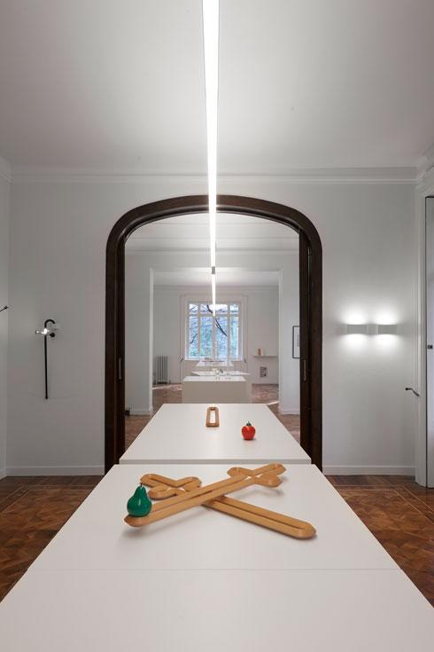 בתערוכה של Danese, בניצוחו של רון גלעד (צילום: Gilad Ron)