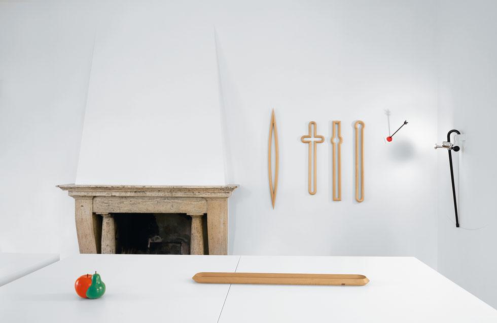 הבחירה של מיה דבש: רון גלעד כמנהל האמנותי החדש של Danese, עם עבודות שלו ויצירות מקטלוג החברה הוותיק (צילום: Gilad Ron)