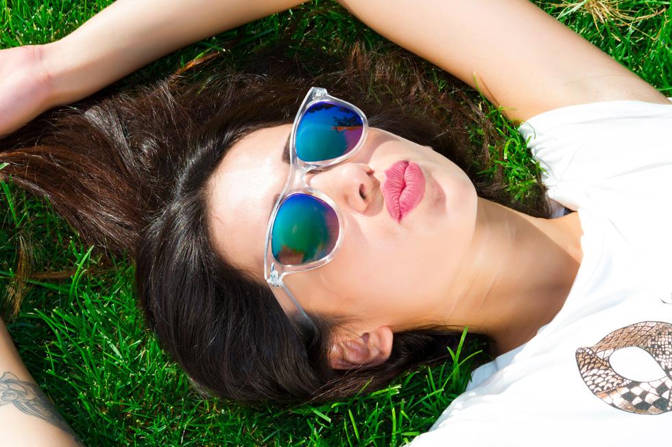 חשוב לבחור את הפרופורציות הנכונות שיהלמו את מבנה הפנים בשלמותן (צילום: Shutterstock)