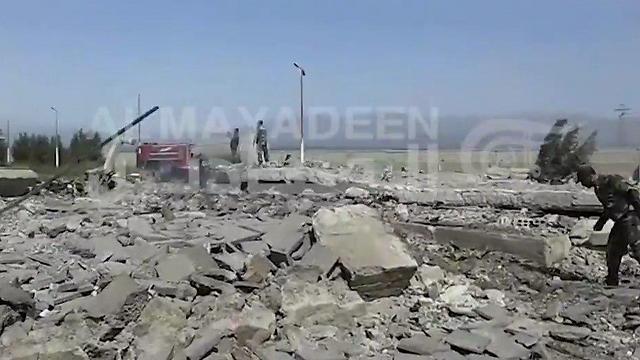 תקיפה שיוחסה לישראל בסוריה ()