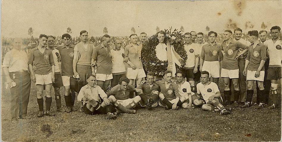 שחקני הרטה ברלין באליפות של 1931