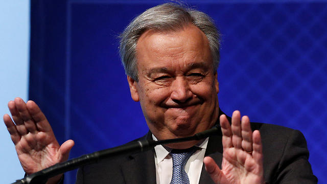United Nations Secretary-General Antonio Guterres (Photo: Reuters) (Photo: Reuters)