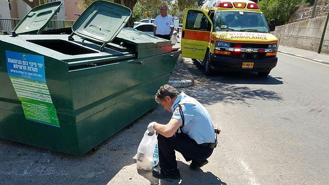 (צילום: דוברות המשטרה) (צילום: דוברות המשטרה)