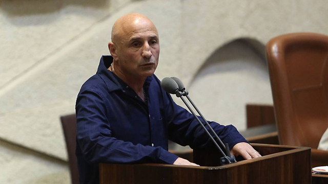 Yesh Atid MK Ofer Shelah said the cut was 'sabotaging Israel's national security' (Photo: Gil Yohanan)