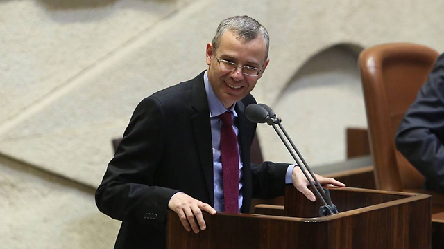 Tourism Minister Yariv Levin (Photo: Gil Yohanan)