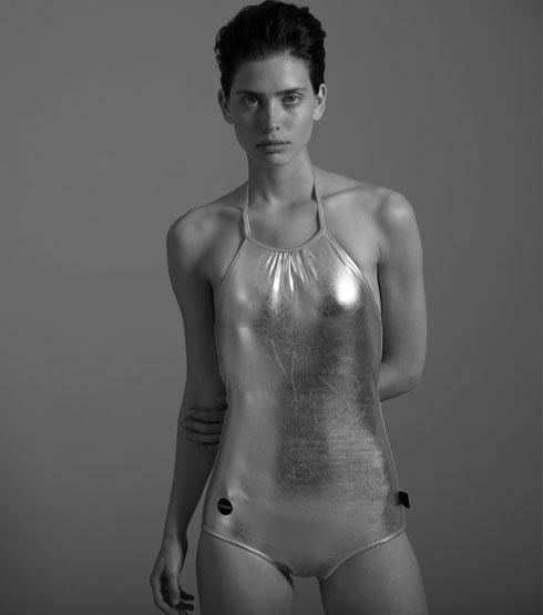 עכשיו לא רק לילדים: בגד ים של המותג nununu לנשים, 420 שקל (צילום: יניב אדרי)