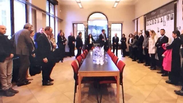 (Photo: Ruti Zonetz, Israeli Embassy in Berlin)
