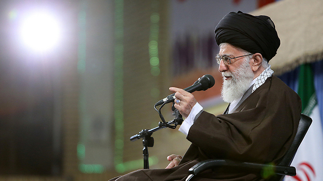 Supreme leader Khamenei. Will he agree to cut support to Hezbollah? (Photo: Reuters)