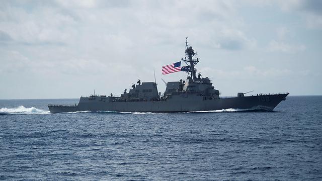 US destroyer Mahan (Photo: Reuters)