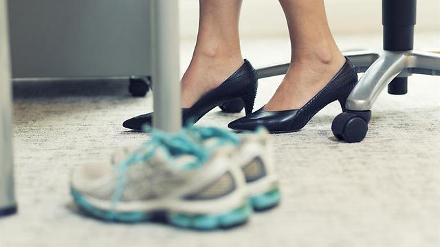 נעלי עקב. גם הן הכרחיות כדי להבחין בין גברים ונשים? (צילום: shutterstock)