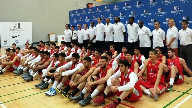 Basketball Without Borders (Photo: FIBA) (Photo: FIBA)