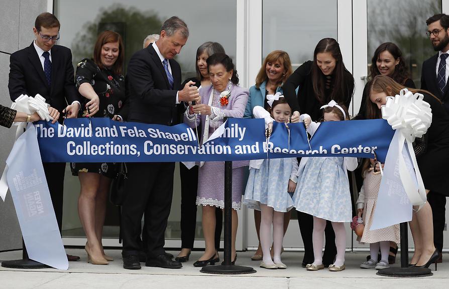 The opening ceremony (Photo: AP)