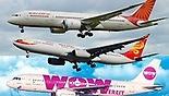 חברות התעופה שהבטיחו טיסות זולות