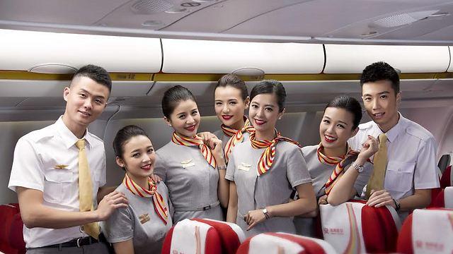 לא טועים: כניסת היינאן הסינית לארץ (צילום: היינאן)