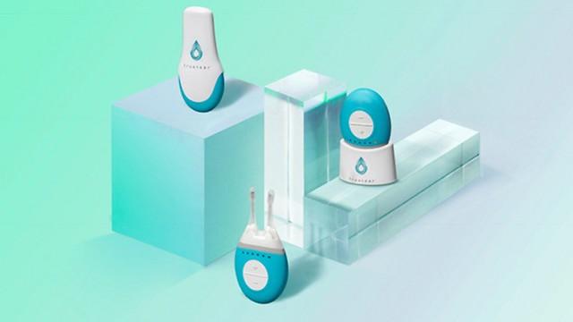 """המכשיר שמסייע להתמודד עם עיניים יבשות. בינתיים משווק רק בארה""""ב ( )"""