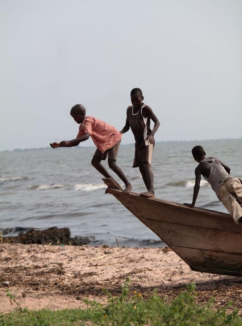 כפרי דייגים (צילום: גליה ברקאי)