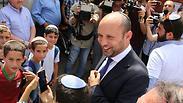 בנט נבחר שוב לראשות הבית היהודי:
