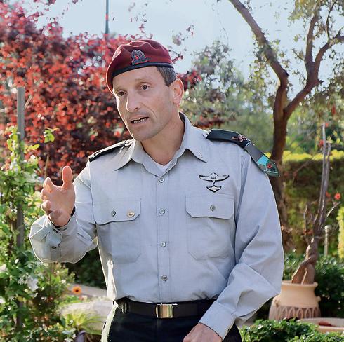 """תא""""ל אמיר ברעם. ביקש לפרוש מהצבא אחרי התקרית"""