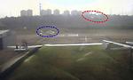 המריא מעל מטוס שהאיץ מולו - ומנע התנגשות