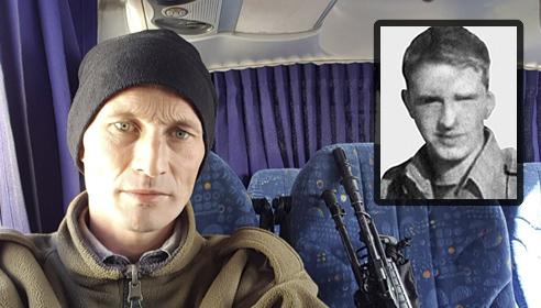 Владимир Миндарь и Евгений Тимофеев. Фото из личного архива
