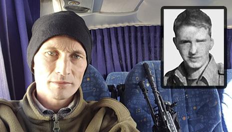 Солдат ЦАХАЛа Владимир нашел могилу боевого товарища Жени через 11 лет