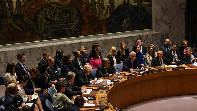 The UN Security Council (Photo: Reuters)