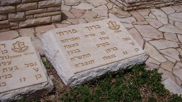 Mizrahi's grave