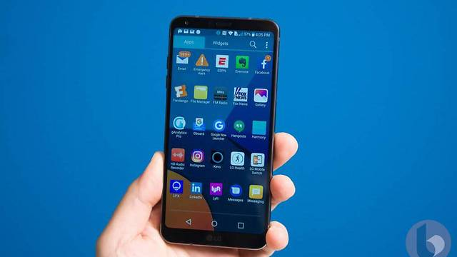 LG G6 Mini (צילום: ג'ירפה) (צילום: ג'ירפה)