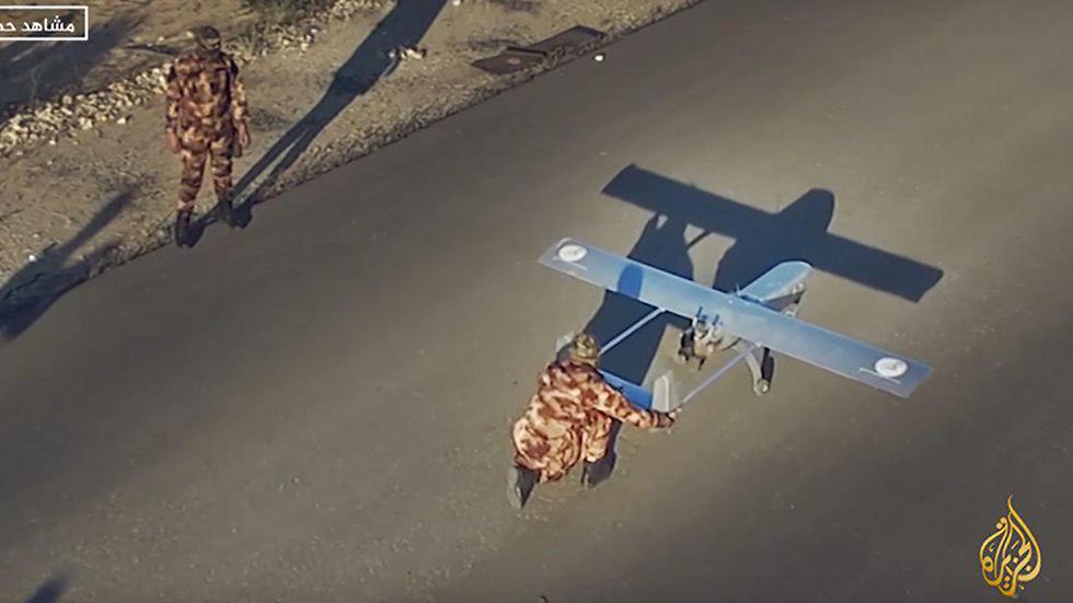 Hamas' drone unit