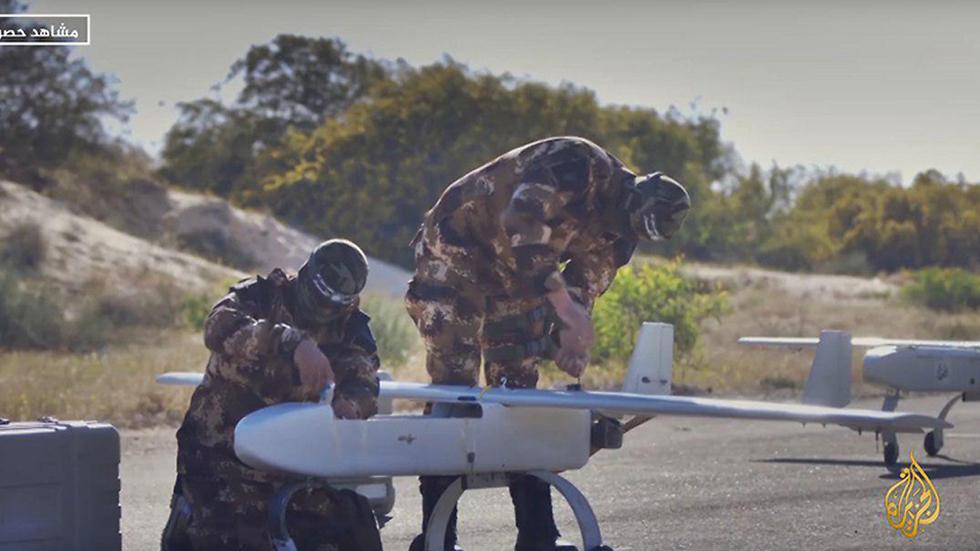 al-Zawahri's UAV work