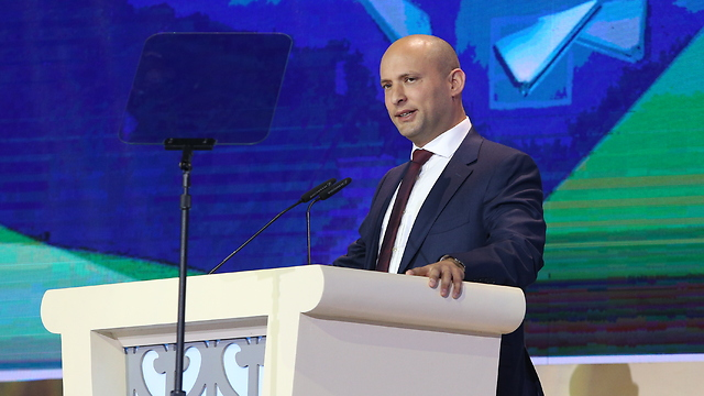 Education Minister Naftali Bennett (Photo: Amit Shabi)