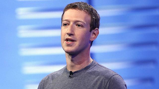 """מארק צוקרברג, מנכ""""ל פייסבוק ()"""
