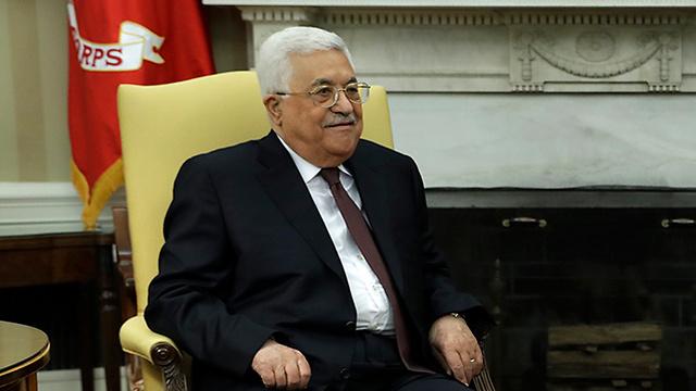 """יו""""ר הרשות הפלסטינית אבו מאזן (צילום: AP)"""