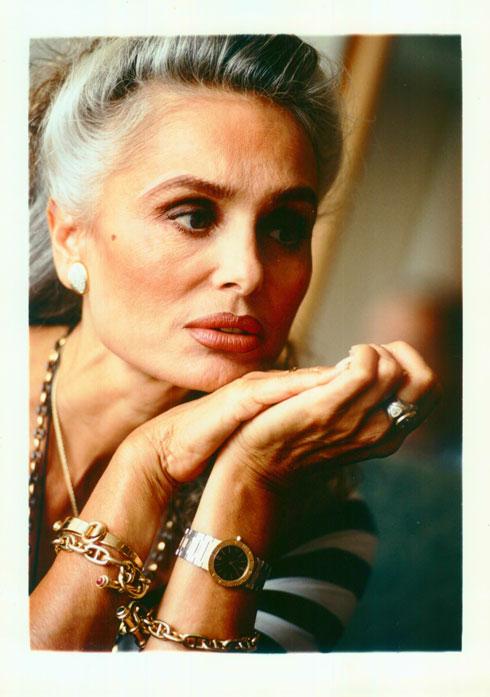 הופיעה ברחבי העולם שנים ארוכות, והמשיכה בקריירת השירה שלה עד לשנים האחרונות (צילום: אביגיל עוזי)