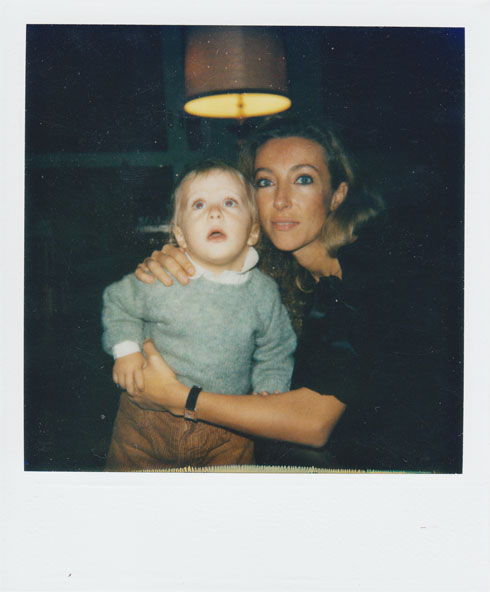 """""""יום אחד הבן או הבת שיהיו לי יוכלו להכיר את אמא שלי דרך הסרט"""" (צילום: מתוך הסרט """"פרנקה: מהומה ויצירה"""")"""