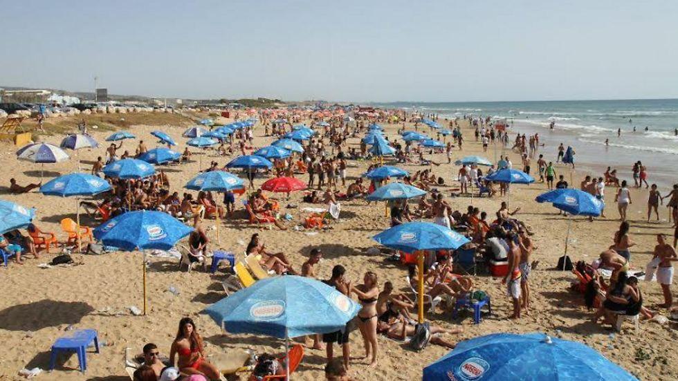 חוף הסטודנטים בחיפה (צילום: פייסבוק) (צילום: פייסבוק)