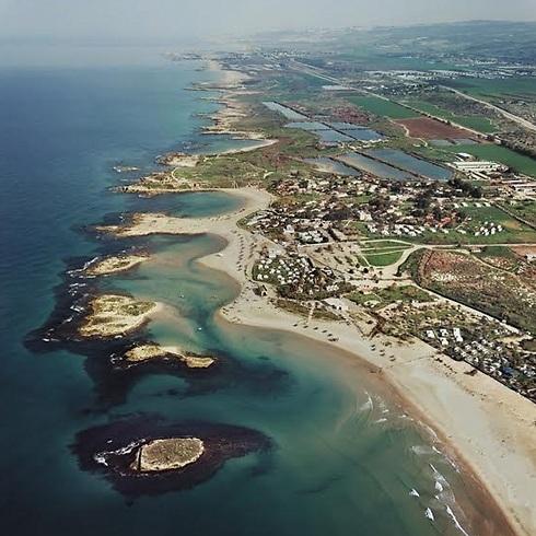 חוף דור (צילום: עמותת כרמלים)