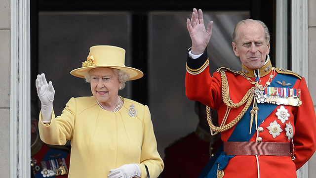 הנסיך פיליפ. פרש מהחיים הציבוריים בגיל 96 (צילום: AFP) (צילום: AFP)