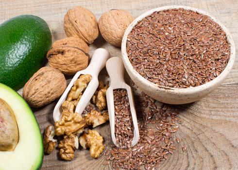 מקורות שומן בריאים (צילום: Shutterstock)