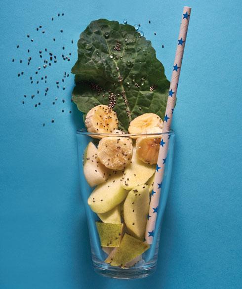 שייק תפוחים (צילום: אנטולי מיכאלו, סגנון: אינה גוטמן)