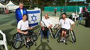 Photo: Israel Sports Association for the Disabled
