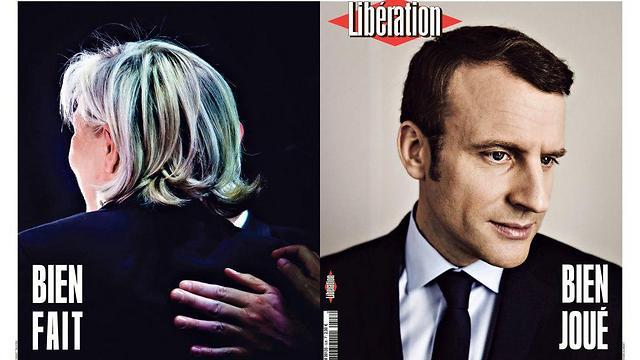 ליברסיון: שיחקת אותה (על מקרון) שיחקתם אותה (על הבוחרים הצרפתים)