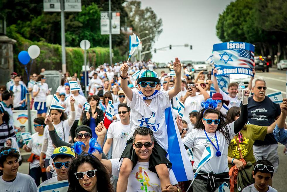 """חגיגות עצמאות בארה""""ב (צילום: Linda Kasian)"""