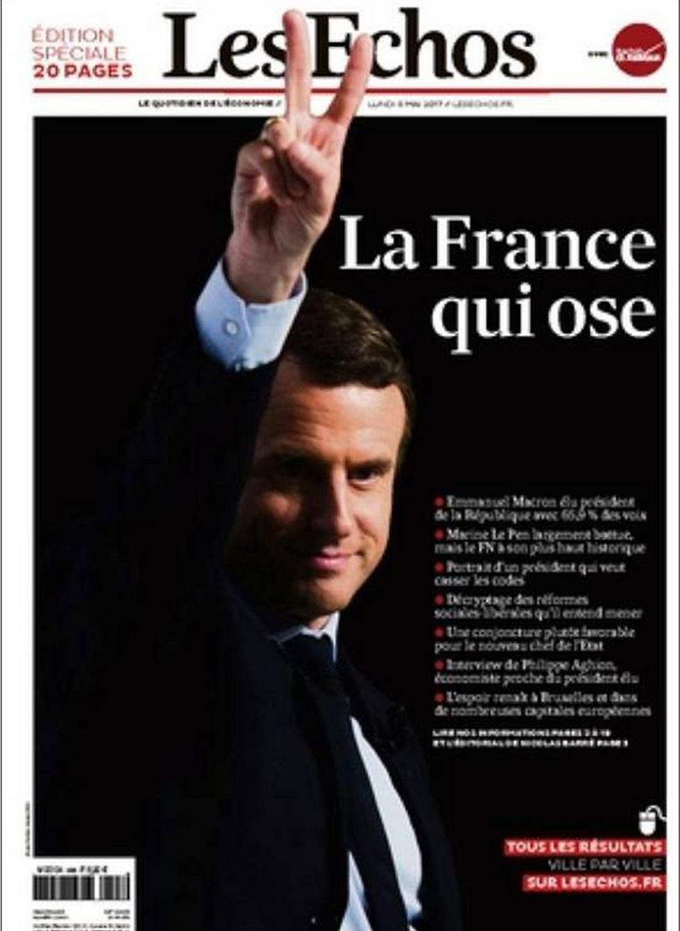 לה אקו: צרפת שמעזה