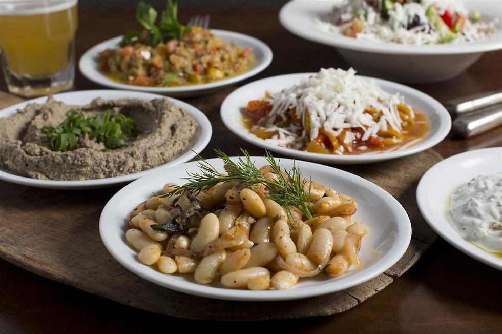 """מסעדת """"סמואל"""", תל אביב (צילום: רונן מלחן) (צילום: רונן מלחן)"""
