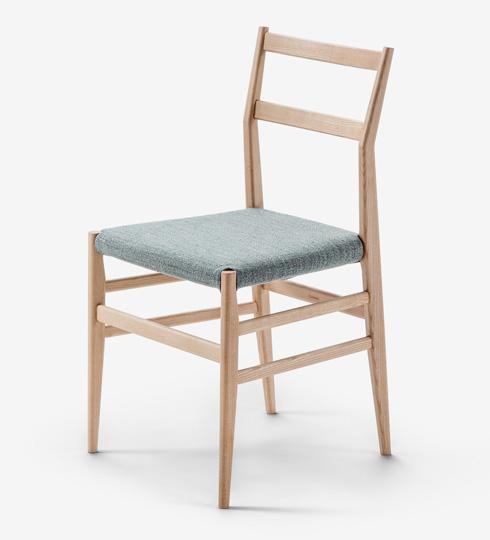 כיסא הלג'רה המפורסם של פונטי: מדויק, קל משקל וחזק (צילום: באדיבות טולמנ'ס)