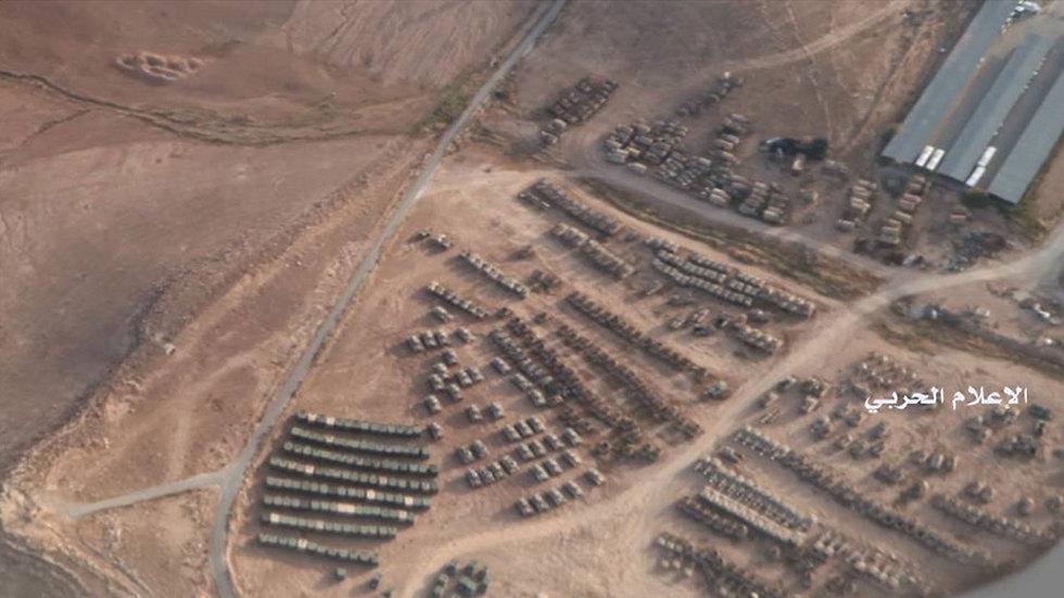 Иордания: концентрация войск на границе с Сирией