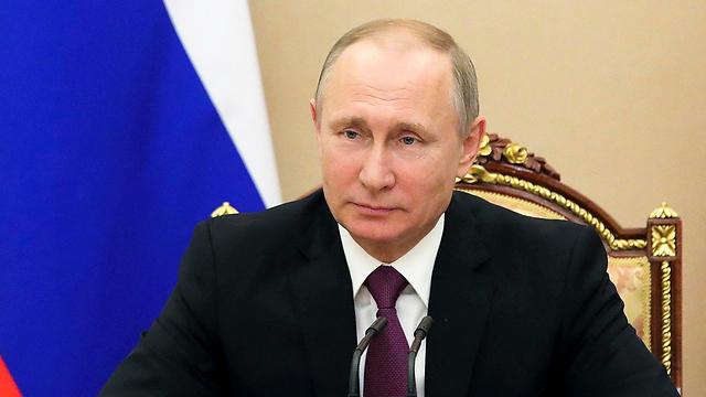 Vladimir Putin (Photo: AP) (Photo: AP)
