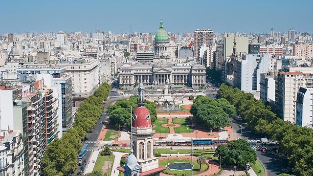 מקומות החובה בבואנוס איירס, בירת ארגנטינה